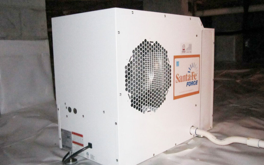 The Ultimate Crawlspace Team: Encapsulation And Dehumidifiers